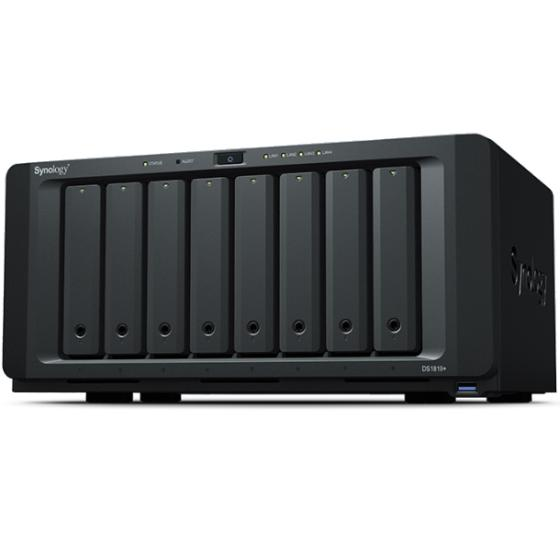 Synology NAS DS1819+ -4GB RAM